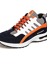 Men's Shoes Microfibre Outdoor / Casual Sneakers Outdoor / Casual Walking Flat Heel Others / Lace-up