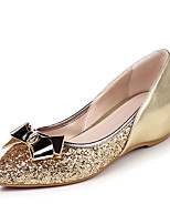 Women's Shoes PU / Synthetic / Pointed Toe FlatsWedding / Office & Career / Work & Duty / Party &