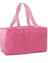 Women-Formal-PU-Shoulder Bag-Pink / Blue