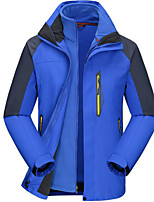Outdoor Men's Tops Camping & Hiking  Climbing  Skating  Snowsports Breathable  Wearable  Windproof  Thermal