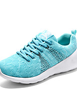 2016 New women Shoes Tulle Outdoor Comfortable / Athletic Breathable /Casual shoes/ Black / Blue