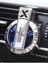 The Air Outlet Car Perfume Perfume Clip Diamond Luxury Car With Air