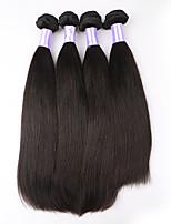 3 pezzi dritto Tessiture capelli umani Malese Tessiture capelli umani dritto