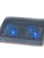 Protable Slim Blu-ray Dual Fan USB Cooling Fans