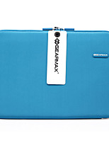 Gearmax® 13inch Laptop Sleeve/Bag Solid Color Black/Blue