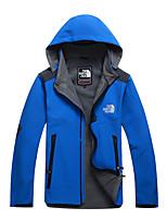 The North Face Men's Gore Tex Softshell Jacket Outdoor Sports Trekking Climbing Hiking Waterproof Windproof