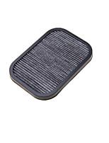 16v filtro de aire luz material. volumen de aire se puede filtrar partículas más finas de polvo