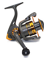 Spinning Reels 5.2/1 8 Ball Bearings Exchangable Bait Casting / General Fishing-BE3000 Diaolangwang
