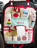 Multifunction Car Debris Car Seat Back Storage Bag Bag Zhiwu Dai Foldable