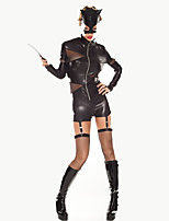 Cosplay-Noir-Costumes de cosplay-Batman- pourFéminin