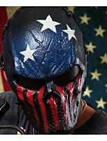m06 nueva máscara de protección facial completa máscara de calavera pitón cs camuflaje personalidad máscara protectora