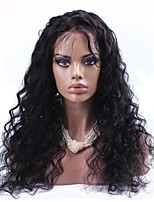 Lace Front Human Hair Wigs Natural Wave Glueless Front Lace Wet Wavy Wig Brazilian Virgin Hair Lace Front With Baby Hair