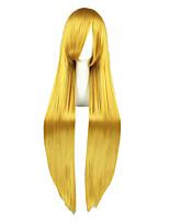 Code Geass-Shirley Fenette Gold 40inch Anime Cosplay Wig CS-035E