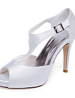 Women's Wedding Shoes Peep Toe / Platform Sandals Wedding