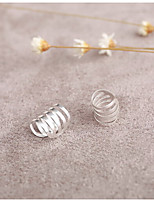 Earring Others Jewelry Women Fashion Daily / Casual Alloy 1pc Silver
