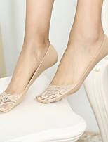 Women Thin Socks,Lace / Spandex