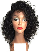 Short Human Hair Lace Wigs Brazilian Full Lace Human Hair Wigs Bob Curly Wigs Virgin Hair Wig Baby Hair