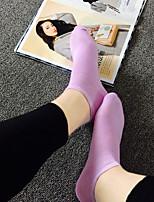 Lady Pure color socks terylene ship stockings