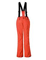 Gsou snow boy girl children straps ski pants  / windproof wearable breathable Pants/double snowboard pants