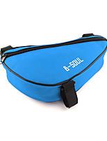 B-SOUL®Bike Frame Bag Waterproof Zipper / Wearable / Phone/Iphone / Multifunctional / Shockproof Cycling/Bike Nylon