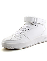 Men's Fashion Shoes Middle-top Casual/Travel/Student Breathable Microfibre Board Shoes