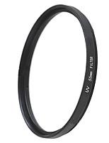 emoblitz 55mm uv ultraviolette beschermer lensfilter zwart