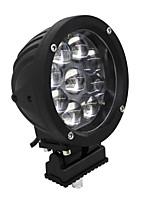 1pcs alta intensidade IP68 45w luz de trabalho levou luz de trabalho 4x4