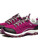Women's Shoes Fleece Spring Comfort Athletic Flat Heel Purple / Fuchsia