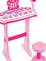 Musik-Spielzeug Plastik Regenbogen Puzzle Spielzeug Musik-Spielzeug