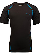 SPAKCT® Cycling Jersey Unisex Short Sleeve Breathable Bike Jersey + Shorts / Tops Terylene Fashion Summer Exercise & Fitness