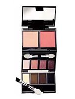 maquillage fixe fard à paupières nude comestic longue maquillage beauté durable