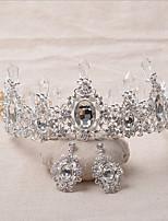 Dame Rhinestone / Legering Headpiece-Bryllup / Spesiell Leilighet Diademer 2 deler Klar Annerledes 18