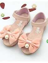 Girl's Summer Comfort / Sandals Faux Leather Outdoor Pink