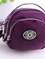 Women-Casual-Canvas-Shoulder Bag-Pink / Purple / Black