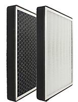 Edgar aktivt kol HEPA bil luftkonditionering filter, PM2,5 filter, adapter importerade Audi A6 / C5