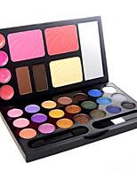 maquillage fixe couleurs fard à paupières nude comestic longue maquillage beauté durable