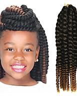 #27 Havana Tranças torção Extensões de cabelo 12 Kanikalon 1 costa 100g grama Tranças de cabelo