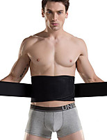 Lumbar Belt Sports Support Breathable Diving Black