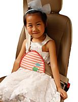 cinture di sicurezza auto per regolare titolare seggiolino insieme tracolla di cintura triangolo