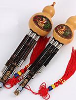2*Music Toy Bamboo Bronze Leisure Hobby Music Toy