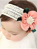 Girls / Boys Hair Accessories,All Seasons Acrylic Pink / White / Gray