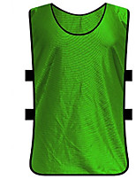 Men's Solid Casual Tank Tops,Polyester Sleeveless-Blue / Green / Purple / Red / Yellow / Gray