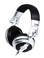 SENICC ST-80 Professional Monitor Music Hifi Headphones Foldable DJ Headset Without Mic Bass Noise-Isolating Stereo