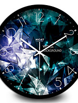 Personalized Fashion Gorgeous Living Room Wall Clock Creative Mute Simple Modern Wall Clock