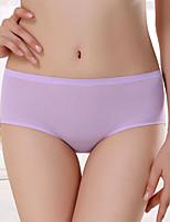 Women's No trace of a low waist hip in an breathable briefs