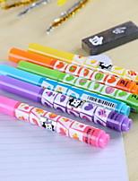 marqueur fluorescent et de bureau de la tête de stylo fournitures