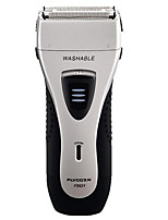 Electric Shaver Men Face Electric LED Light Stainless Steel Flyco