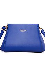 Women-Formal / Casual / Office & Career / Shopping-PU-Shoulder Bag-Beige / Blue / Red / Black