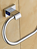 Towel Ring / Chrome / Wall Mounted /20*15*20 /Brass /Contemporary /20 15 0.296