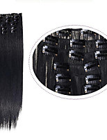 Synthetic Hair 1set Clip In Hair Extension 22